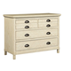 Stone & Leigh Driftwood Park Single Dresser in Vanilla Oak 536-23-01