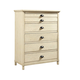 Stone & Leigh Driftwood Park Drawer Chest in Vanilla Oak 536-23-12