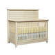 Stone & Leigh Driftwood Park Build-to-Grow Crib in Vanilla Oak 536-23-50