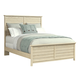 Stone & Leigh Driftwood Park Queen Panel Bed in Vanilla Oak 536-23-45