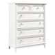 Stone & Leigh Clementine Court Drawer Chest in Frosting 537-23-12