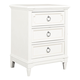 Stone & Leigh Clementine Court Nightstand in Frosting 537-23-82