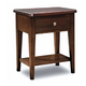 Durham Furniture Highbury One Drawer Nightstand 3215-205