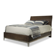 Durham Furniture Defined Distinction Wood Plank King Bed in Cherry 157-144