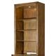 Hooker Furniture Saint Armand Open Hutch in Light Wood 5600-70417
