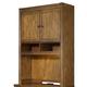Hooker Furniture Saint Armand Wall Desk Hutch in Light Wood 5600-70437