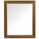 Hooker Furniture Retropolitan Landscape Mirror in Natural Cherry 5510-90009-MWD