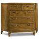 Hooker Furniture Retropolitan Bureau in Natural Cherry 5510-90011-MWD