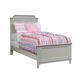 Stone & Leigh Clementine Court Twin Panel Bed in Spoon 537-53-35