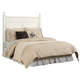 Stone & Leigh Smiling Hill Queen Panel Headboard in Marshmallow 560-23-145