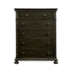 Stone & Leigh Smiling Hill Drawer Chest in Licorice 560-83-12