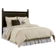Stone & Leigh Smiling Hill Queen Panel Headboard in Licorice 560-83-145