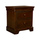 Stone & Leigh Teaberry Lane Nightstand in Midnight Cherry 575-13-82