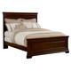 Stone & Leigh Teaberry Lane Queen Panel Bed in Midnight Cherry 575-13-45