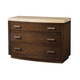 Lexington Laurel Canyon Pershing Bachelor's Chest in Mocha 721-624