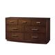 Lexington Laurel Canyon Radcliffe Dresser in Mocha 721-233