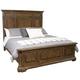 Pulaski Reddington California King Panel Bed 24116CK