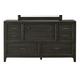Pulaski Vintage Tempo 8 Drawer Dresser in Black 402100
