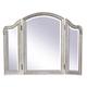 Pulaski Rhianna Vanity Mirror in Silver Patina 788135