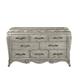 Pulaski Rhianna Dresser in Silver Patina 788100