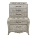 Pulaski Rhianna Drawer Chest in Silver Patina 788124 SPECIAL
