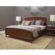 Pulaski Modern Harmony 4pc Platform Bedroom Set