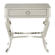 Bernhardt Criteria 1 Drawer Nightstand in Heather Gray 363-217G