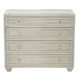 Bernhardt Criteria 4 Drawer Bachelor's Chest in Heather Gray 363-230G