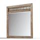 Aspenhome Tildon Fret Mirror in Mink I56-462