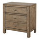Aspenhome Tildon Liv360 Nightstand in Mink I56-450 SPECIAL CLEARANCE