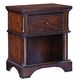 Aspenhome Bancroft 1 Drawer Nightstand in Java I08-451N