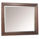 Aspenhome Bancroft Mirror in Java I08-463