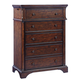 Aspenhome Bancroft 4 Drawer Chest in Java I08-456