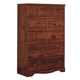 Brittberg Drawer Chest in Warm Brown B265-46
