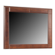 Brittberg Mirror in Warm Brown B265-36