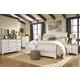 Willowton 4-Piece Sleigh Bedroom Set