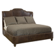 Bernhardt Antiquarian King Upholstered Bed in Tobacco Leaf 365-H66/FR66