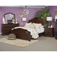 Brulind 4-Piece Panel Bedroom Set