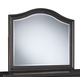 Sharlowe Mirror in Dark Charcoal B635-36