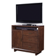 Aspenhome Walnut Heights Media Chest in Warm Tobacco IWH-485