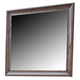 New Classic Carlton Mirror in Distressed Oak B7002-060