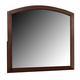 New Classic Youth Jesse Mirror in Cherry Brown Y3260-062