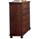 New Classic Youth Jesse 5 Drawer Chest in Cherry Brown Y3260-072