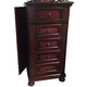 New Classic Youth Jesse Swivel Chest in Cherry Brown Y3260-079