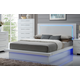 New Classic Sapphire California  King Platform Bed in White