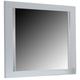 New Classic Sapphire Mirror in White B2643-060
