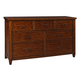 Chaddinfield Dresser in Deed Natural Cherry B648-31
