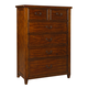 Chaddinfield Drawer Chest in Deed Natural Cherry B648-46