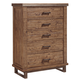 Dondie Drawer Chest in Warm Brown B663-46