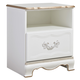 Korabella Nightstand in White B355-91